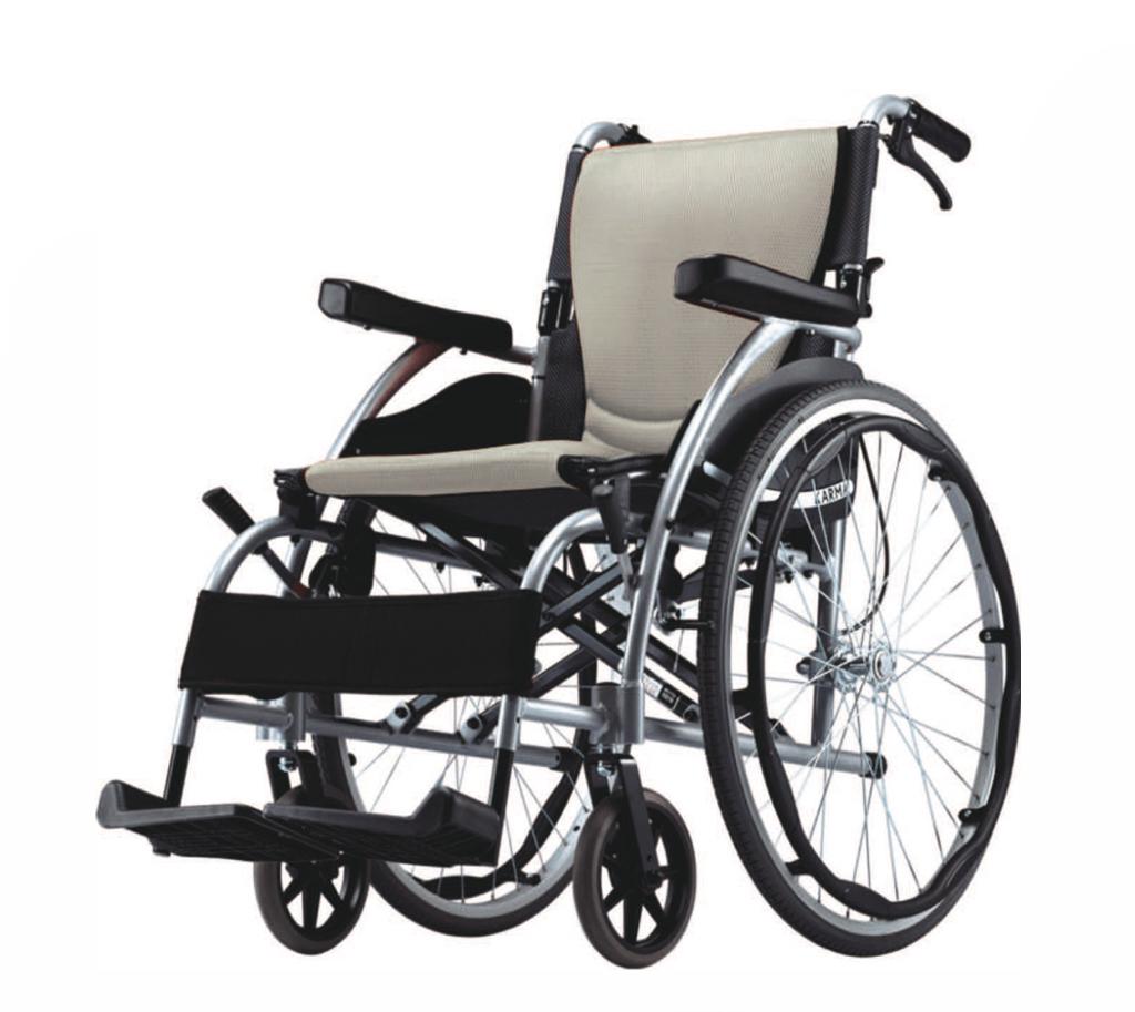 Кресла низкоактивные, колесные, базовые