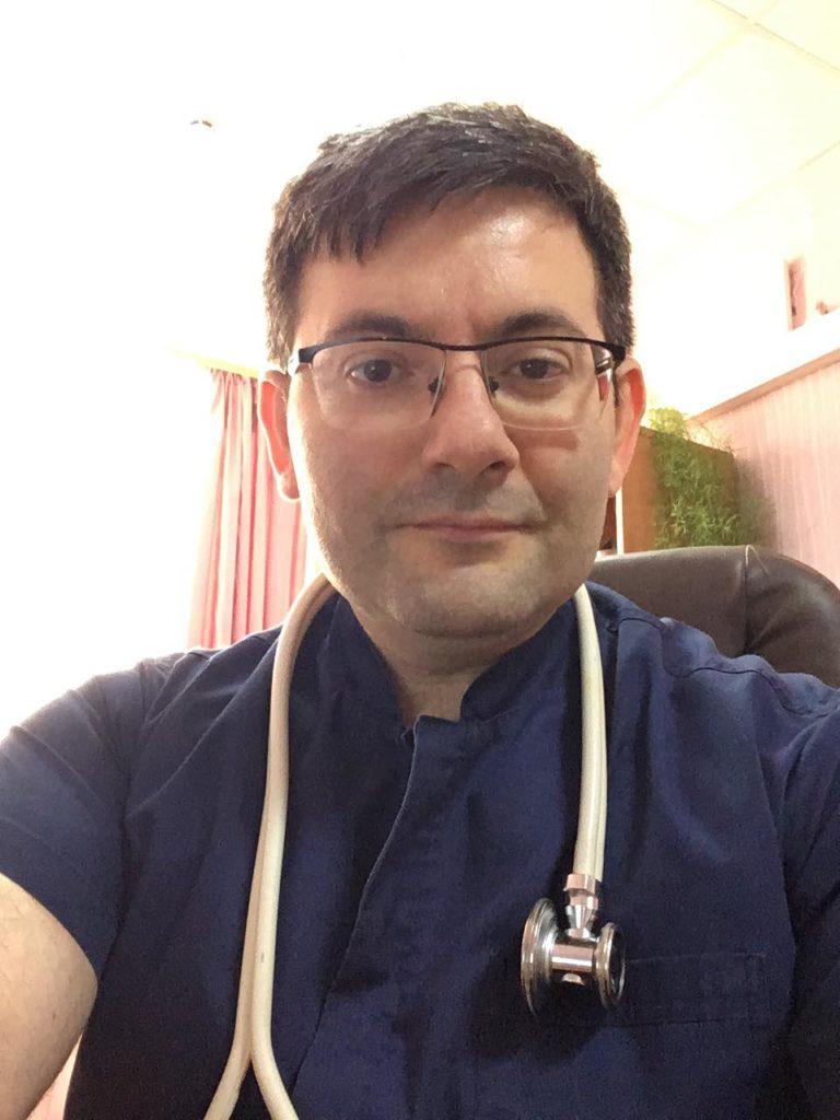 Отримана травма надихнула мене стати лікарем