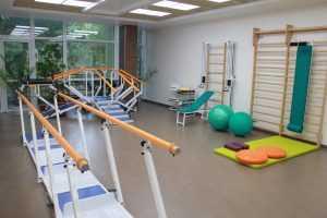 Реабилитация в специально оборудованном помещении 5