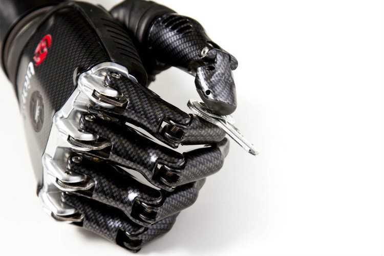 Бионический протез руки, фото 2