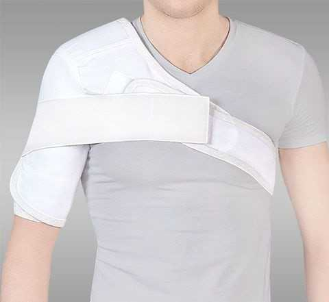 Заказать плечевой бандаж